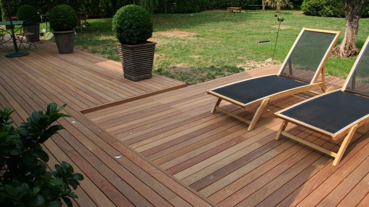 Piscine Tubulaire Terrasse Bois nature bois concept : pourquoi le meilleur modèle c'est la